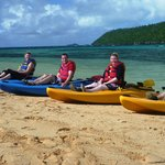 Powered Kayak Tours Tonga