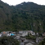 The foothills of Tungurahua