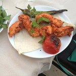 delicious chicken shish