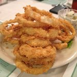 out of this world onion rings!