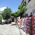 Pampaneira streets