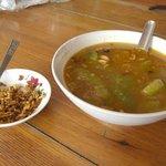 More... home made soup