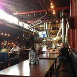 Willoughby Brewing Company  Bar