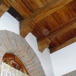 techo de la habitacion