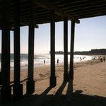Buenaventura Beach .