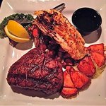 Filet Steak and Lobster