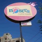 La Pizza Nostra, in La Paz