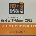 Blenz Coffee Whistler