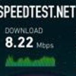 Good Internet speed at all times! Positive