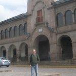 Frente Palacio Municipal
