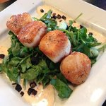 scallops. mm perf