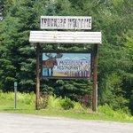 Moose-enhanced sign