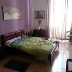 Lavender room :)