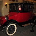 Historic electric car