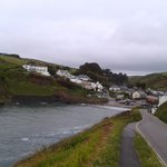 Quaint Port Gaverne