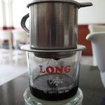 You can choose tea or Vietnamese coffee as part of your included breakfast.
