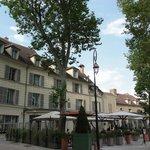 hôtel & terrasse
