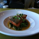 One of our beautiful salmon specials!