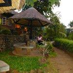 Restaurant Namalikhate Village