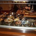 voorgerecht buffet