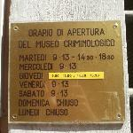 Photo of Museo Criminologico taken with TripAdvisor City Guides