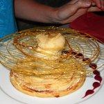 La tarte fine aux pommes