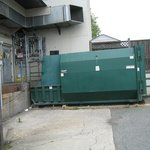 trash compactor