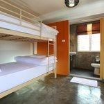 burk room