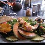 salade Ibiza