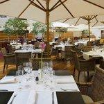 The Olive restaurant