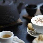 Afternoon Coffee's & teas