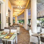 Terrazza Cafe, summer terrace