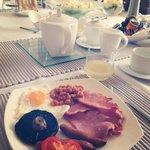 The best breakfast in England