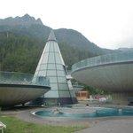 centro termale Aqua Dome