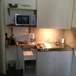 coin kitchenette modeste