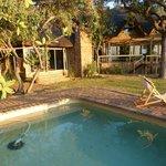 Marula Cottage mit Pool