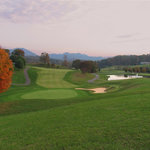 Unparalleled views of the countryside as you golf