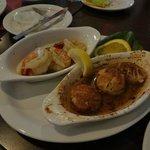 Seafood Sampley