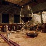 Wine in glass 1