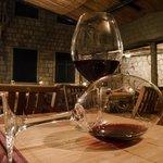 Wine in glass 2