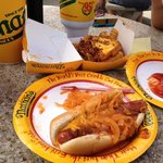 Whats Coney Island without a Nathans Dog