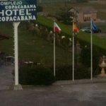 hotel copacabana!genial!