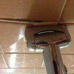 Broken Shower Rods