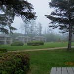 Misty morning at Pacific Sands
