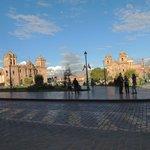 Cusco Main Plaza/ Plaza de armas Cusco