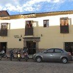 Cusco Plaza Front/ Frontis del Cusco Plaza II
