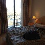 Room 205, Single Room
