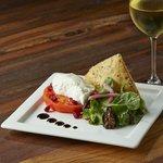 Buratta & Heirloom Tomato Salad