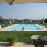 Swimming pool at Ponte A Nappo