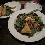Dervish: Mihrap Borkek & Cappadocia Salad